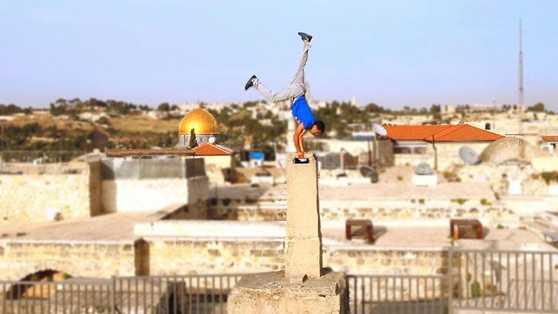 Jerusalem Parkour